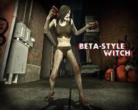 Бета-ведьма