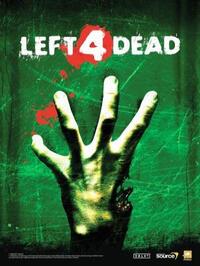 Официальный постер Left 4 Dead