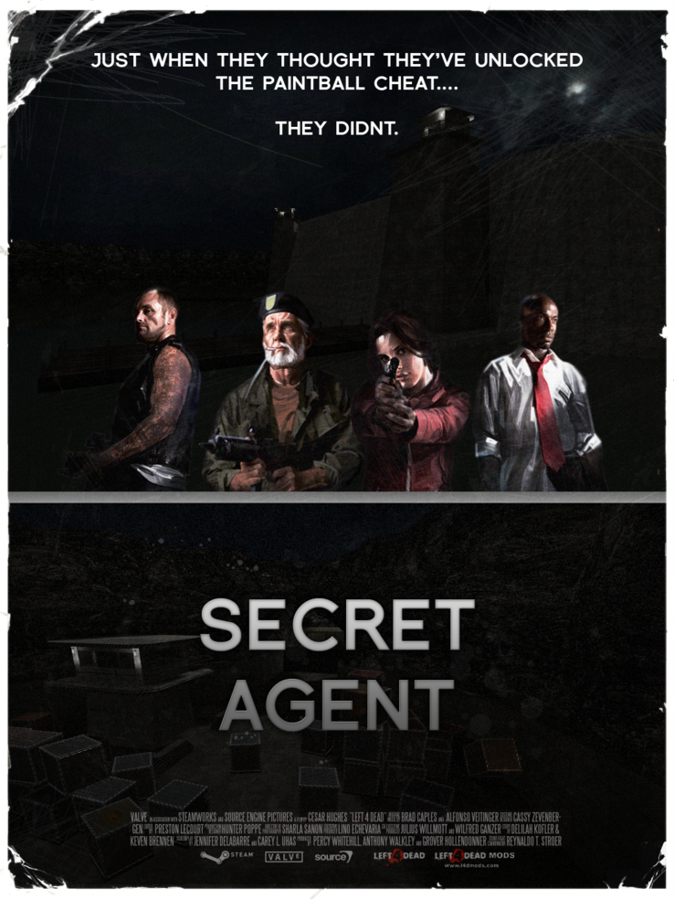 SecretAgent_Poster