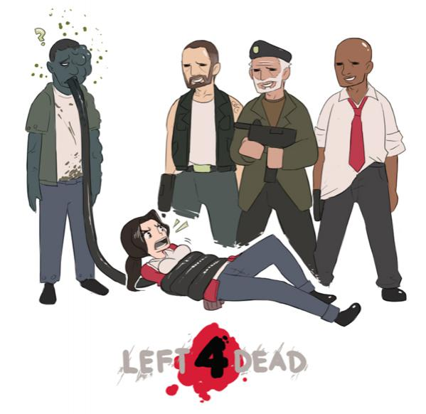 Left_4_Dead_by_blackbookalpha