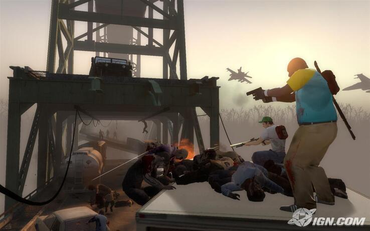Скачать игру Left 4 Dead 2. Скачать игру бесплатно Left 4 Dead 2.