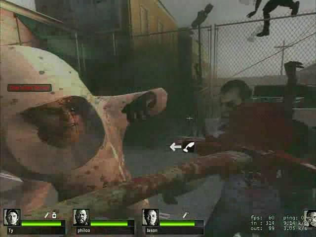 Left4Dead 2: Stop the Alarm