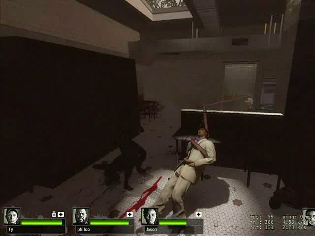 Left4Dead 2: Kitchen Smoker