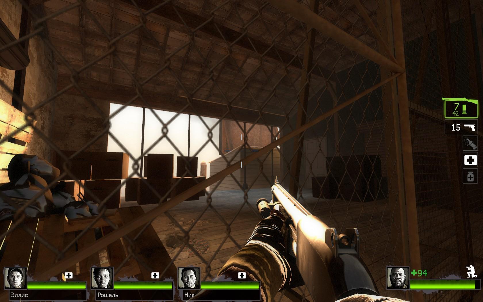 Left 4 Dead 2 Коды на Оружие