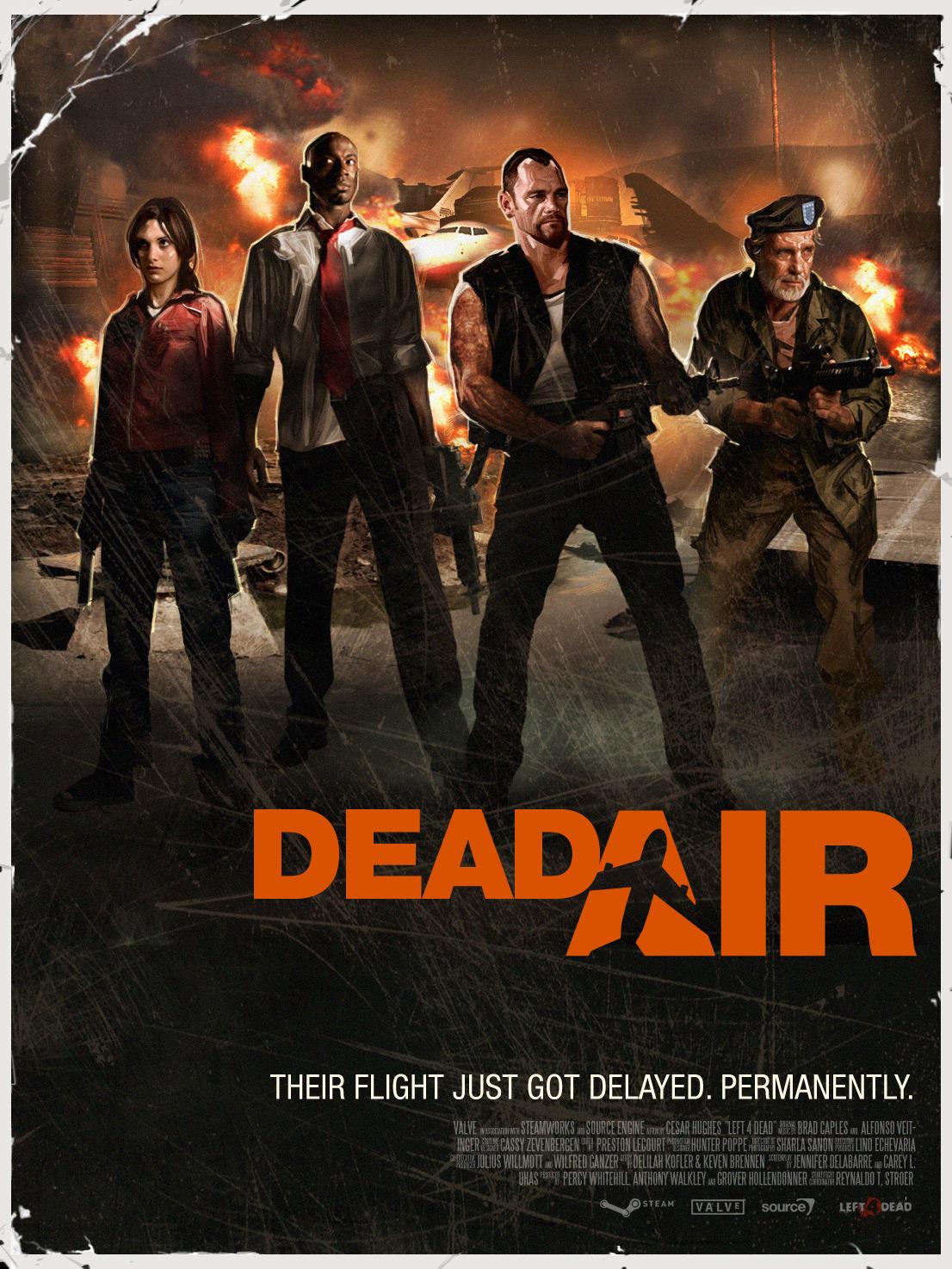 Постер кампании Dead Air